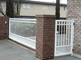 Metal Driveway Gates Near Your Location   Gate Repair Long Beach